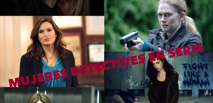 Series: las mejores detectives mujeres